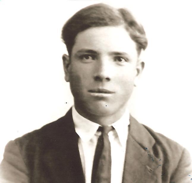Gaetano Martino in un ritratto degli anni '30